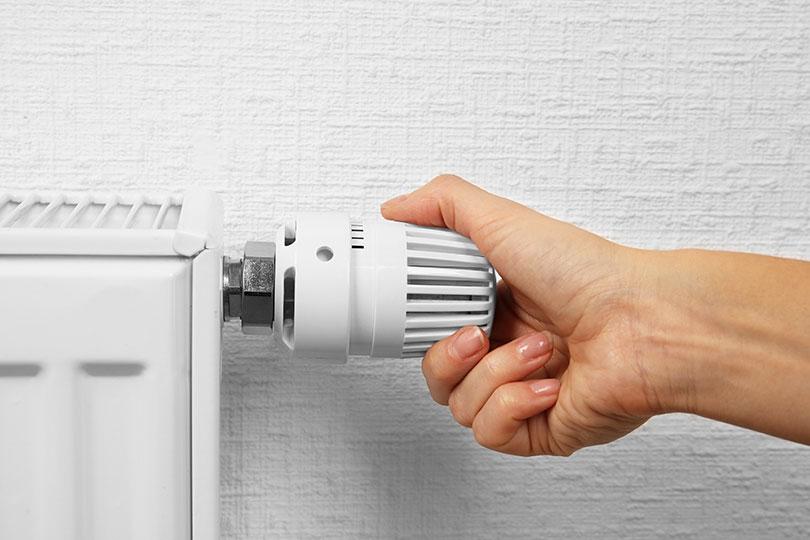 mechanical contracting - heating radiator