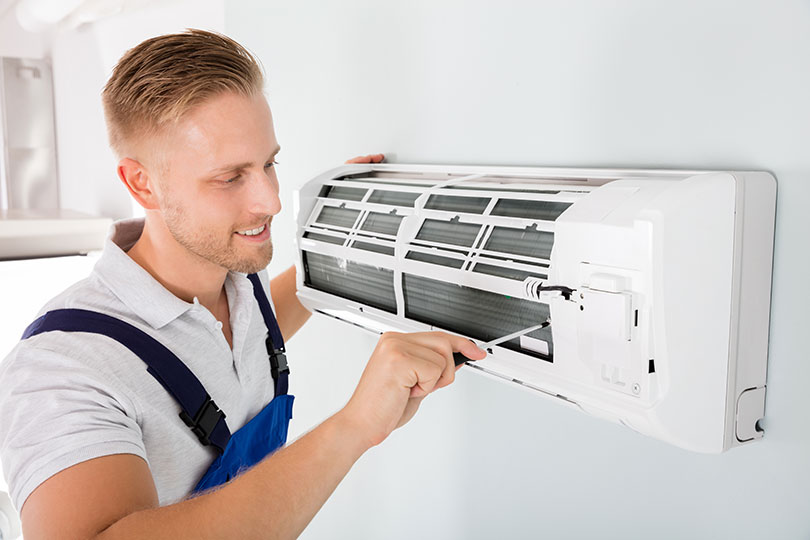 mechanical contracting - air condition maintenance